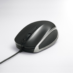 BUFFALO 有線レーザー式マウスBSMLU05S