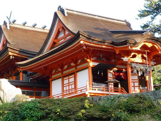 日御碕神社 スサノオノミコト社殿