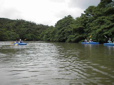 仲良川河口