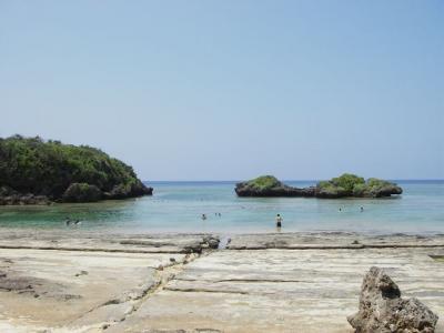 星砂の浜1