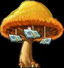 8412001 立派なメルの木