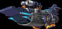 9800084ニーベルング戦艦