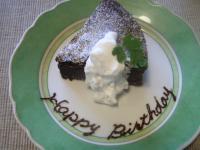 パパのケーキ