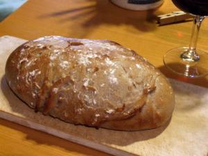 うーちゃんの好きなワイルドベリーパン