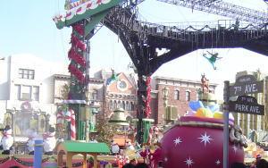 サンタのトイ・パーティー(USJのクリスマス)1