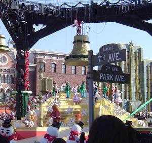 サンタのトイ・パーティー(USJのクリスマス)4