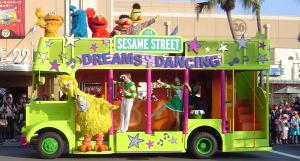 セサミストリートのドリーム・オブ・ダンシング (USJ)2