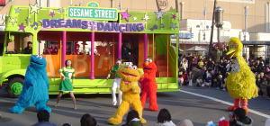 セサミストリートのドリーム・オブ・ダンシング (USJ)4