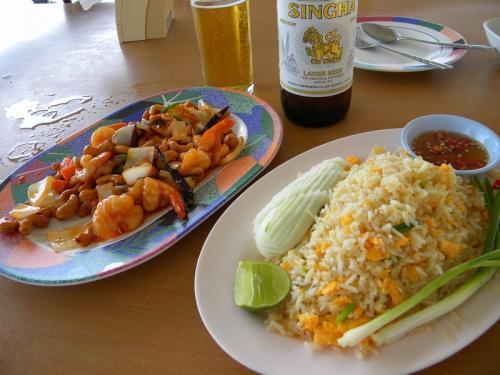 mahachaiレストラン