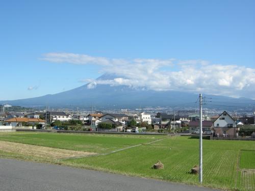 富士遠景1011