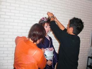 成人式 撮影2009年②