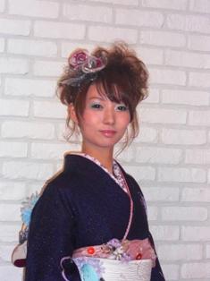 成人式 撮影2009年①