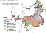 福岡市都市計画マスタープランより地図を拡大