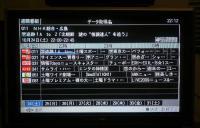 テレビ番組B管