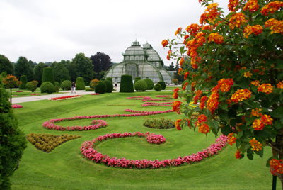 宮殿の温室