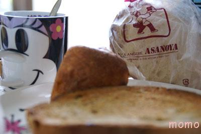 浅野屋のパン