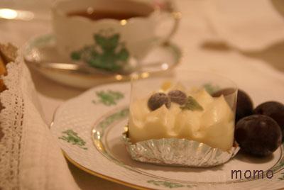 柏水堂ケーキ