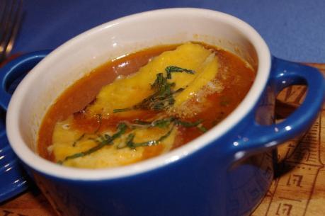 鮮魚スープ