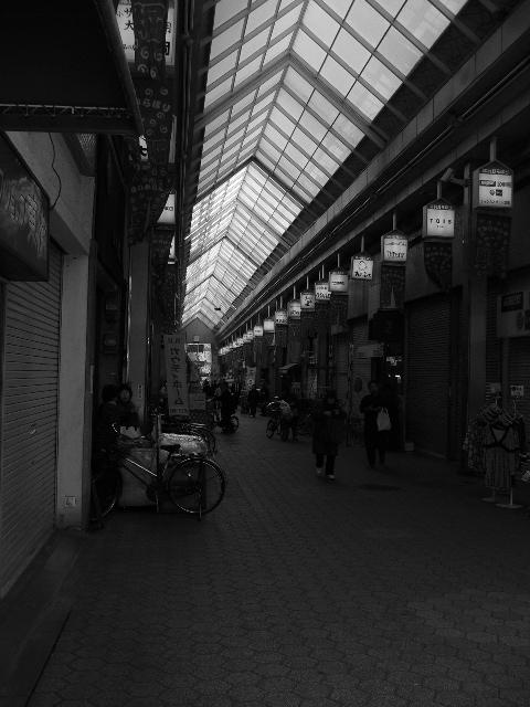 空堀商店街・・・