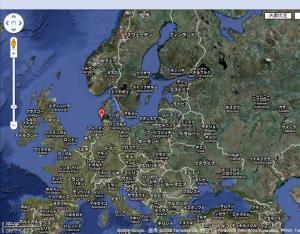 sylt map