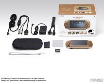 新型PSP マット・ブロンズ