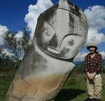 巨大石像パリンド