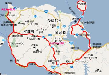 沖縄地図2