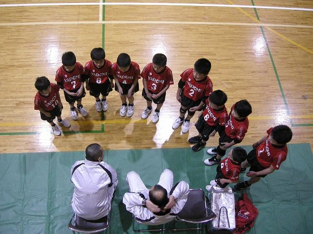弥富スポーツ少年団バレーボール0803
