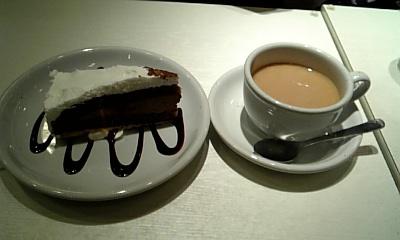 特性チョコレートケーキ