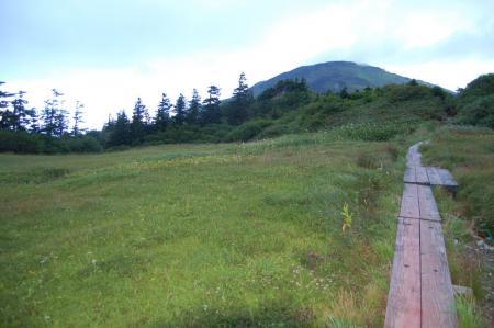 2小桜ヶ原から朝日岳11