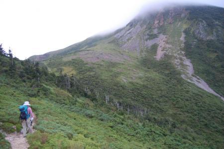 2雪倉岳へ14