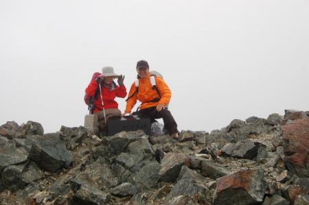 2雪倉岳山頂22