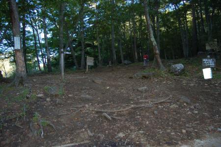 1登山口3