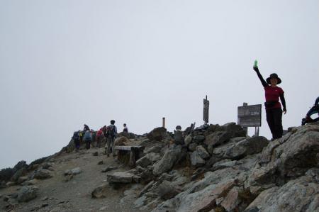 2北岳山頂25