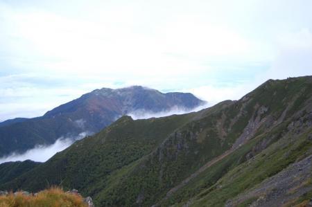 3仙丈ヶ岳3