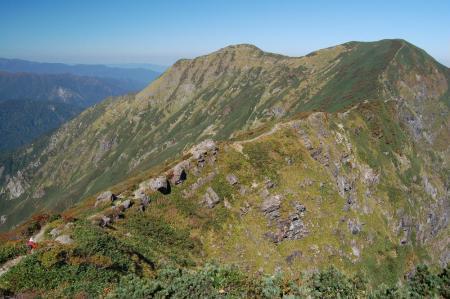 1一の倉岳へ36