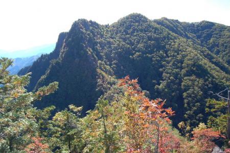 1西岳から東岳17