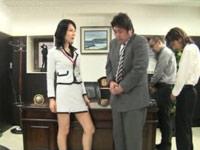【有沢実紗】スタイル抜群の敏腕女部長の逆セクハラに...【XVideos】
