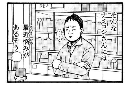 やななーナミコシ3