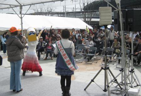 岐阜エキマエスローフェスタ