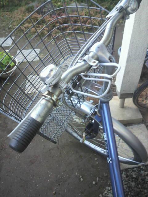 ママチャリ通学自転車整備 推定2万キロ???