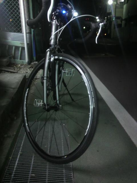 3.06夜間トレ走り