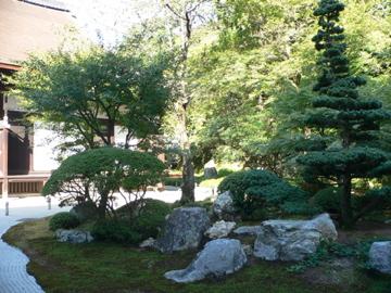 方丈庭園4