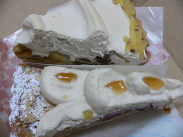 キルフェボンケーキ