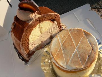 童夢 ケーキ