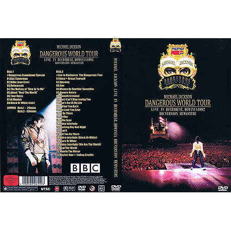 dangerous world tour BBC version