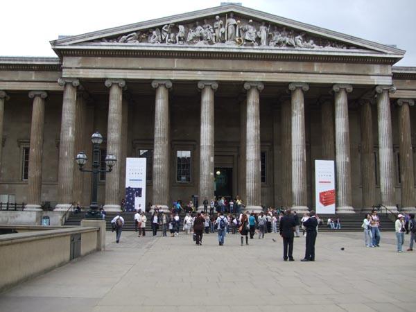 大英博物館1