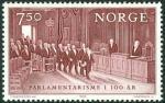 ノルウェー議会100年