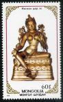 ターラー菩薩(ガンドン寺)