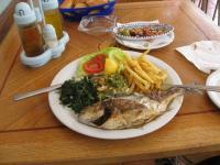 H230517 Manastirの魚料理